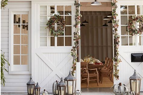 Gorgeous Ideas For Fall Porch Decorating