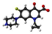 Ciprofloxacin : Wikis (The Full Wiki)
