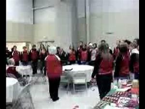 Central High School Chamber Choir Christmas Carol - YouTube