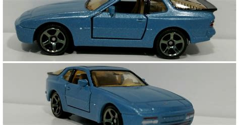 matchbox porsche 944 3inchdiecastbliss custom matchbox porsche 944 turbo