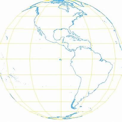 Globe Animation Clipart Earth Rotating Transparent Gnuplot