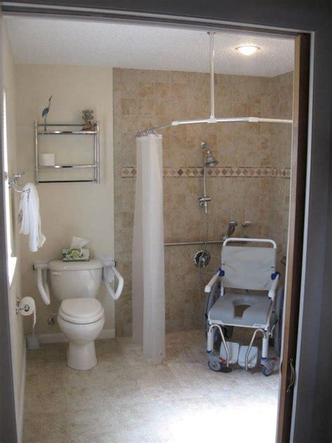 pin  universaldesigan specialists  handicap bathroom