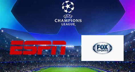 FOX SPORTS y ESPN [EN VIVO y GRATIS]   Octavos de final ...