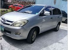 Toyota Innova e 2008 Mint Condition For Sale Used Cars
