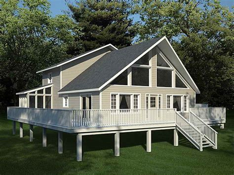 A Frame Style House Plans by Planning Ideas Modified Frame House Plans House Plans