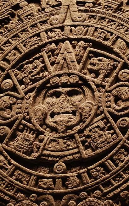 Aztec Calendar Wallpapers Wallpaperplay Res