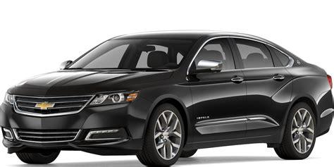 2019 Chevy Impala Fullsize Car  Sedan  Large Car