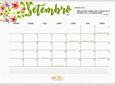 Planner do Geraldas agosto e setembro de 2017 Jeniffer