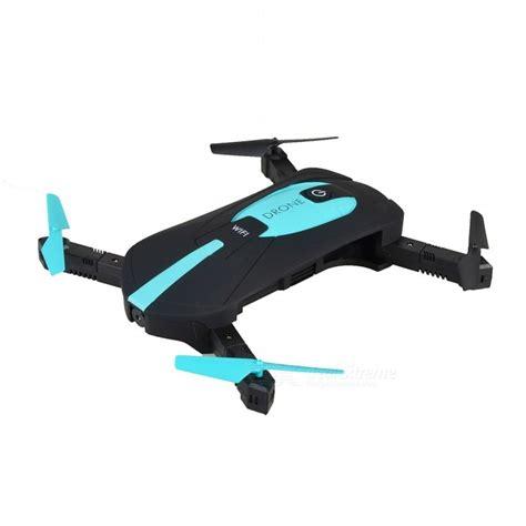jy wi fi fpv pieghevole mini drone rc quadcopter  fotocamera hd mp spedizione