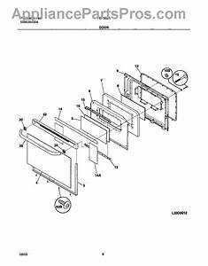Oven Door Replacement  U0026 Part Diagram  U00b7 Repair Video Sc 1