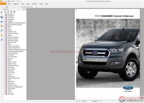 ford ranger  owner manual auto repair manual forum