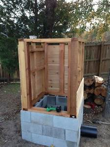 Learn How To Build A Smokehouse With This Awesome Diy