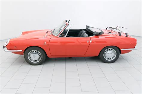 Fiat 850 Spyder by Fiat 850 Sport Spider Classicbid