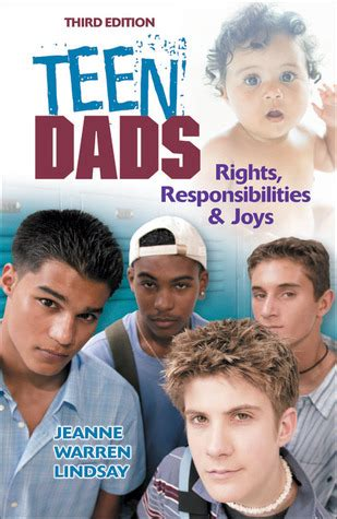 teen dads rights responsibilities joys  jeanne