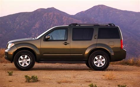 A History Of The Nissan Pathfinder
