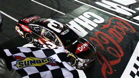 austin dillon wins coca cola    career victory