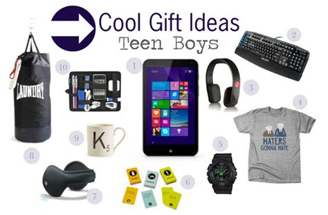 cool gifts for teen boys savvy sassy moms