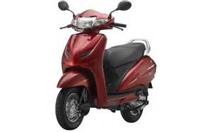 2018 Honda Motorcycle Scooter