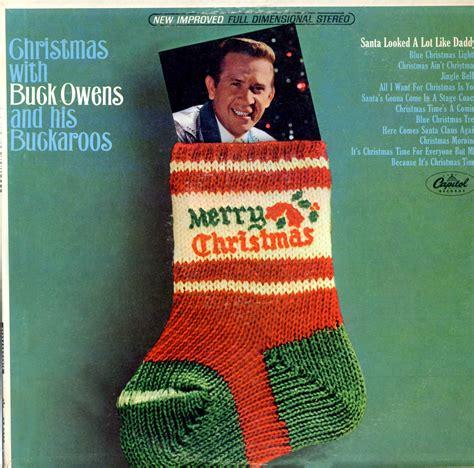 owens buck christmas with buck owens and his buckaroos