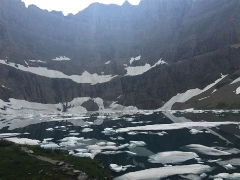 Iceberg Lake Many Glacier National Park Theyetiadventure