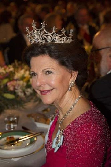 Happy 72nd Birthday to Queen Silvia of Sweden | Royal ...