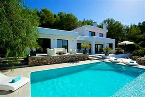 location villa de luxe ibiza piscine privee bord de mer With location villa bord de mer avec piscine 4 location villa luxe guadeloupe