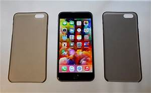 Comparatif Iphone 6 Et Se : comparatif peel et doupi deux coques extra fines pour iphone 6 plus igeneration ~ Medecine-chirurgie-esthetiques.com Avis de Voitures