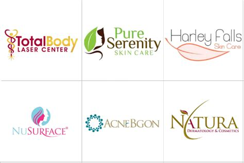 skin care logo designs by designv 174 for 39