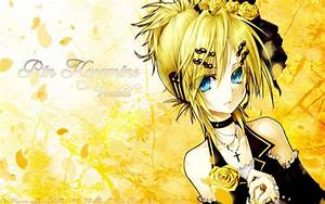 Kagamine Rin Wallpapers - Wallpaper Cave  Rin