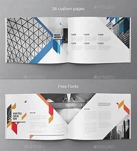 30 Inspiring Psd  U0026 Indesign Brochure Templates