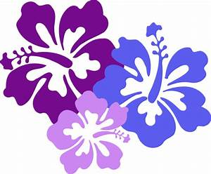 Hawaiian flower clip art borders free clipart images 6 ...