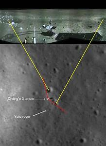 Lunar Land Rover via Telescope - Pics about space