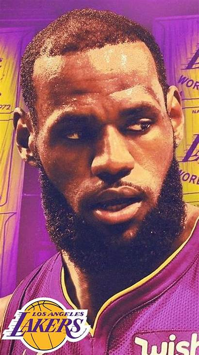 Lebron Lakers James Iphone Wallpapers Plus Basketball