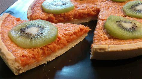 Soup Tuesday Papaya Pie  Olympic Food Challenge