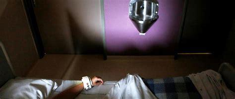 chambre isolement psychiatrie spécial hôpitaux psychiatrie les dérives de l