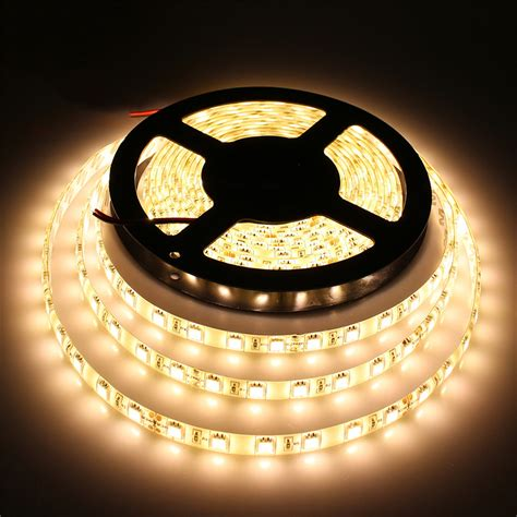 5m 24v ip65 waterproof led 5050 300led