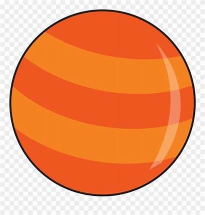 Mars Clip Planet Clipart Transparent Space Mercury