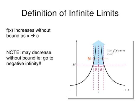 Ppt  Infinite Limits Powerpoint Presentation Id2912470