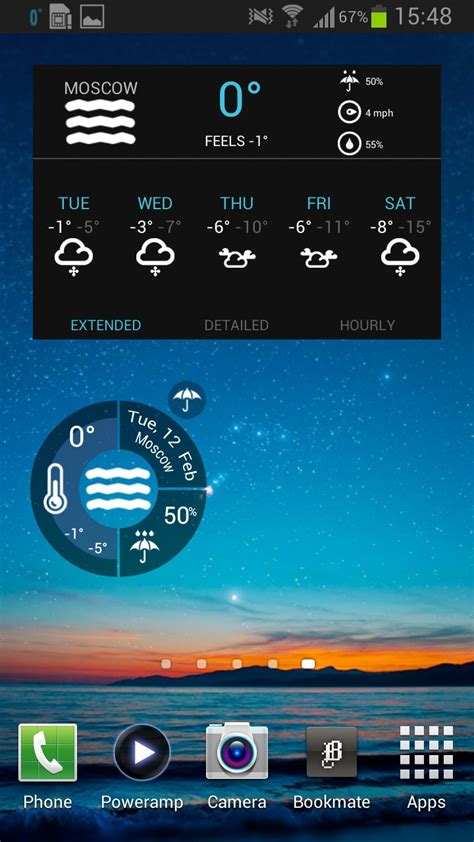 best android android weather apps 5 best weather apps for your device