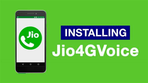 jio 4g voice app 2019