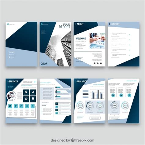 free annual report annual report vectors photos and psd files free download