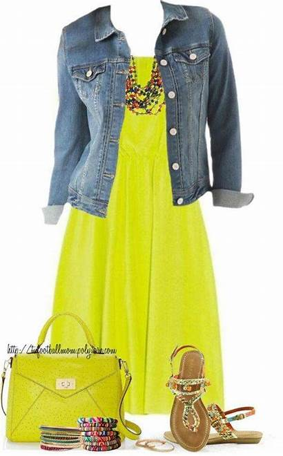 Casual Outfit Summer Spring Outfits Bright Everyday