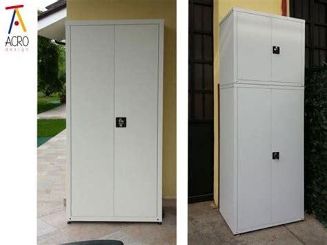 armadietto da esterno armadi bassi da esterno con produzione di armadietti da