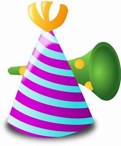 clipart party blowers - Clipground