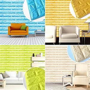 Papier Peint Brique Relief : achetez en gros en relief brique papier peint en ligne ~ Dailycaller-alerts.com Idées de Décoration