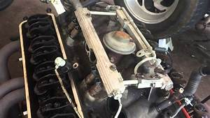 How To Dissasemble Chevy L98 350 Tpi Engine