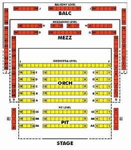 Seating Chart For Midland Theatre Kansas City Straz Center Jaeb Theater Seating Chart Ticket Solutions