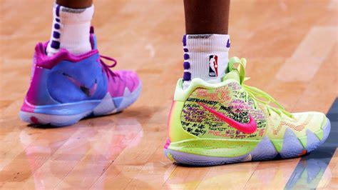sneakers   drawn warnings  fines