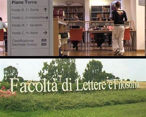universit 224 di roma tor vergata facolt 224 di lettere e