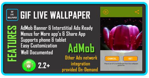 Android Live Wallpaper Animation Tutorial - create a live wallpaper on android using an animated gif